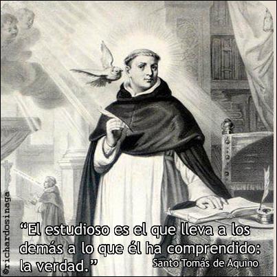 Frase De La Semana Estudios Por Santo Tomás De Aquino Cmsta
